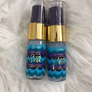 2 TARTE Rainforest of the Sea 4-in-1 SETTING MIST